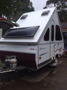 A van Aliner 2004 - 30 second setup caravan camper trailer Camden Camden Area Preview
