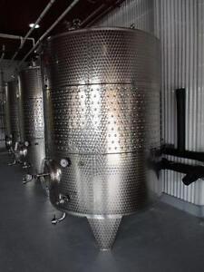 Letina Stainless Steel Fermenter  Fermention Tank - 4150 litres