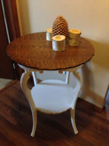 plant stand table fern