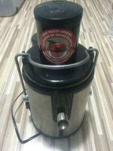 FS: BigBoss juicer (model 8123)
