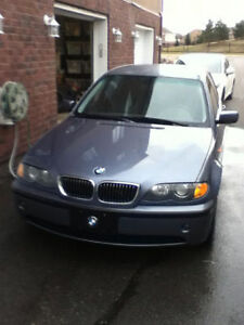 2002 BMW 3-Series Wagon 325i