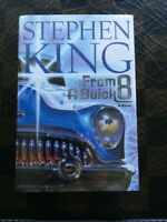 """From a Buick 8"" by Stephen King - New Hardcover(with Poster)$4"