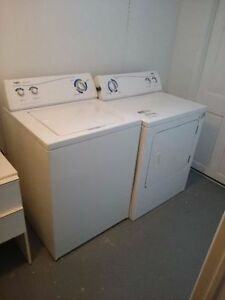 Pair of Washer & Dryer