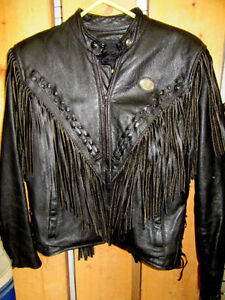 WOMEN'S SIZE 12 (FITS LIKE MED. Size 8-10), 100% LEATHER RIDING Stratford Kitchener Area image 1