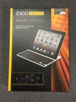 Zagg keys solo Bluetooth keyboard for iPad and other tablets