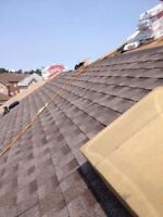 Professional roofing team with premium service and material