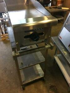 """12"""" flat top gas grill"""