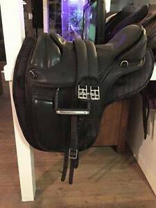 "17"" (size 2) Barefoot London saddle Tenterfield Tenterfield Area Preview"