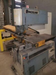 Kingsland P70 w/ CNC XY Positioning Table (Used)