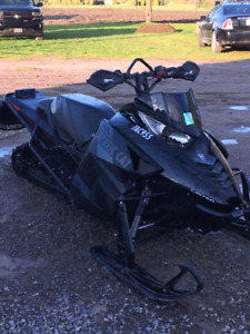 2012 Arctic Cat xf 1100 turbo high country edition