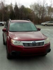 "2010 SUBARU FORESTER 5SPD BEAUTY  $5834 CLICK ""SHOW MORE"""