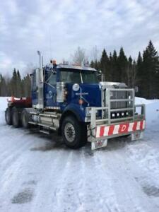 2015 Western Star 4 Axle Tractor