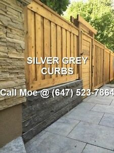 Silver Grey Curbs Silver Gray Curb Stones Euroflame Curb Stones