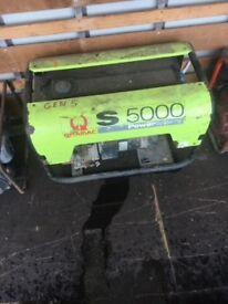 Honda 5000 Petrol Generator