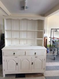 Shabby Chic Wall Unit