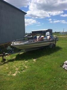 Bayliner Bassboat 16.5' (Bateau Pêche/Plaisance)