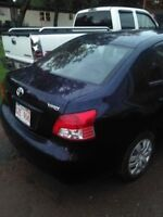 2007 Toyota Yaris BLUE Other