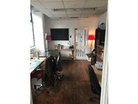 2 x Desks in a vibrant office space available - £100 / pcm / desk - Stokes Croft/Portland square