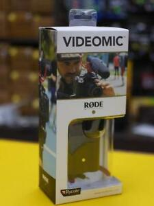 Rode VideoMic ( now in good stock)