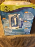 Water treatment system. New Tersano Lotus LWT100