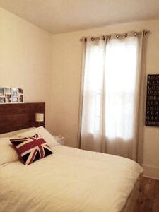 Chambre a louer verdun dans appartement style condo , Juillet