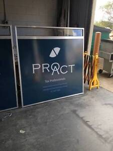 Office Partition or Free Standing Booth Clayfield Brisbane North East Preview