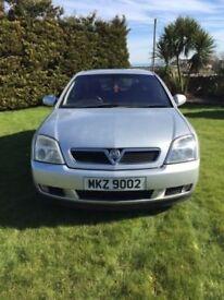 2003 Vauxhall Vectra Elite 2.2 DTI