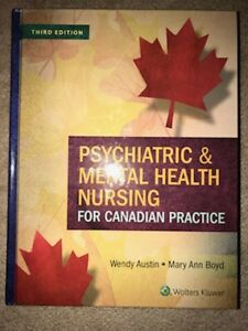 Psychiatric & Mental Health Nursing for Canadian Practise