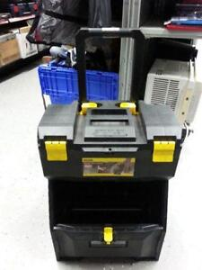 Stanley mobile tool chest. We sell used goods. 113184