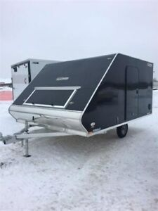 2019 LEGEND 8.5' X 13' SPORT-LITE SNOWMOBILE TRAILER