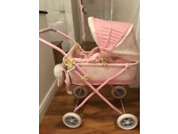 Baby Annabell pushchair