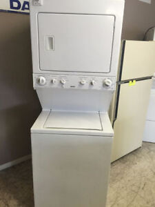 KENMORE STACKABLE WASHER AND DRYER SET ONLY $750+HST!!!