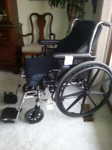 Invacar Tracer Quality Wheelchair