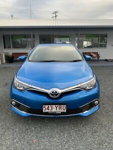2017 Toyota Corolla ZRE182R Ascent Sport S-CVT Blue Gem 7 Speed Constant Variable Hatchback Mackay Mackay City Preview