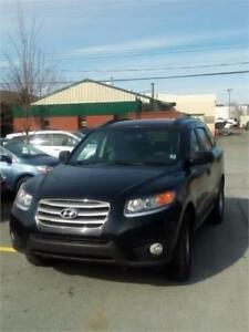 "2012 HYUNDAI SANTA FE AWD LOADED $9912. CLICK ""SHOW MORE"""