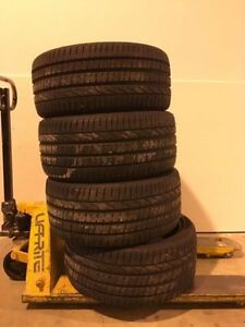 Pirelli P-Zero 295/35ZR21 XL 107Y like new