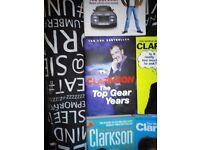 Jeremy Clarkson Hardback collection