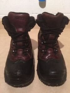 Men's Wind River Insulated Winter Boots Size 8 London Ontario image 3
