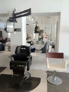 Hair & Beauty Equipments – Hydraulic Styling Chairs, etc.