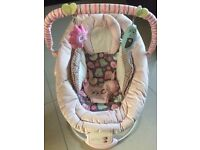 Baby Bouncer Chair with music and vibrates