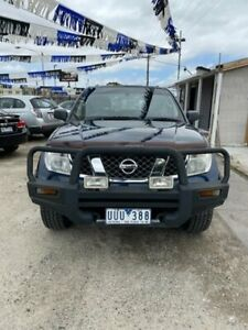 2006 Nissan Pathfinder R51 ST-L (4x4) Blue 6 Speed Manual Wagon Morwell Latrobe Valley Preview