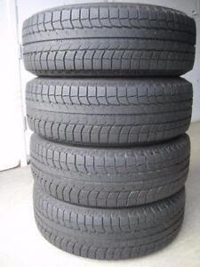 Snow Tires 235/65/18 MICHELIN set of 4 $450.00 (NPG23131) Midland ON.