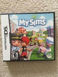 "Selling ""My Sims"" DS Game"