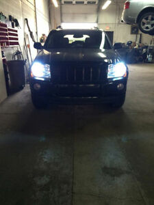 LOW KM 2005 Jeep Grand Cherokee Limited SUV, Crossover
