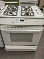 Frigidaire Gallery 30'' Gas Oven/ Electric Stove