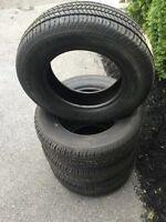 4 pneus NEUFS Autopar 205/70r15