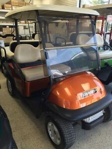 2012 CLUB CAR Precedent 48VOLT - ELECTRIC - GOLF CART