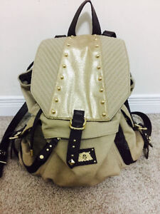 Juicy Couture Embellished Canvas Cargo Backpack SOLD OUT