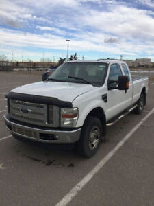 2008 FORD F350 for your QUAD,BIKE OR SIDE X SIDE + CASH