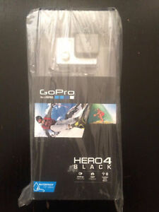 GoPro HERO4 Waterproof HD Sports & Helmet Camera - Black
